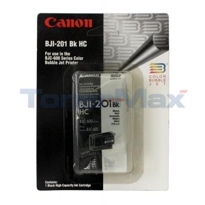 CANON BJI-201BK INKJET BLACK